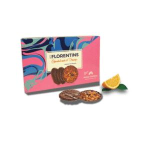 florentin chocolat noir et orange