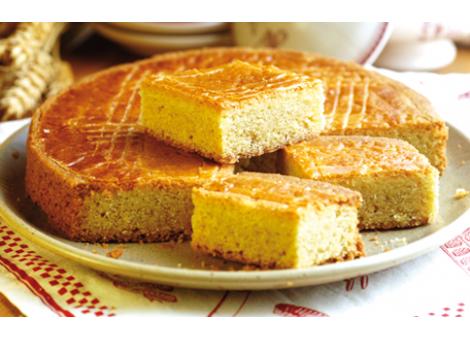 Gâteau bretons nature