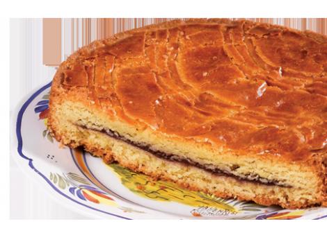Gâteau bretons à la framboise