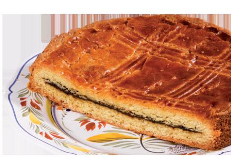 Gâteau bretons aux pruneaux