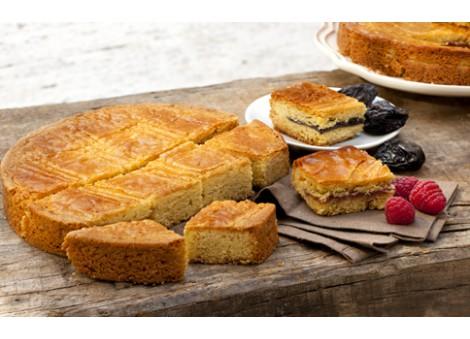 Colis de 3 gâteaux bretons