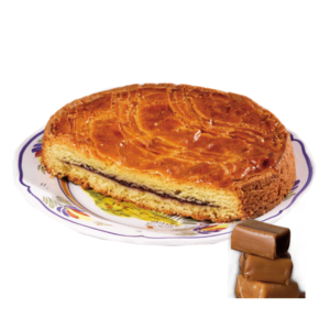 gateau breton caramel beurre salé