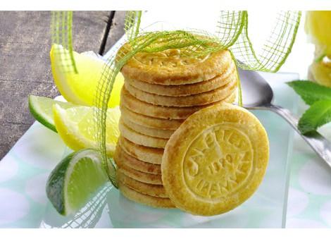 Galettes Fines au Citron