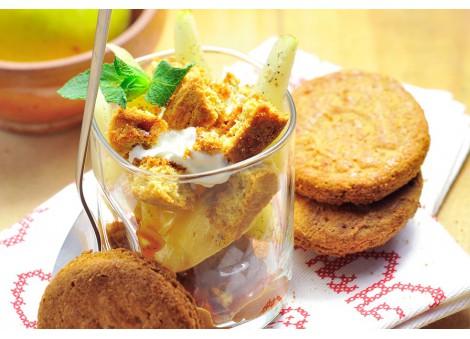 Duo Galettes Gourmandes au caramel au beurre salé