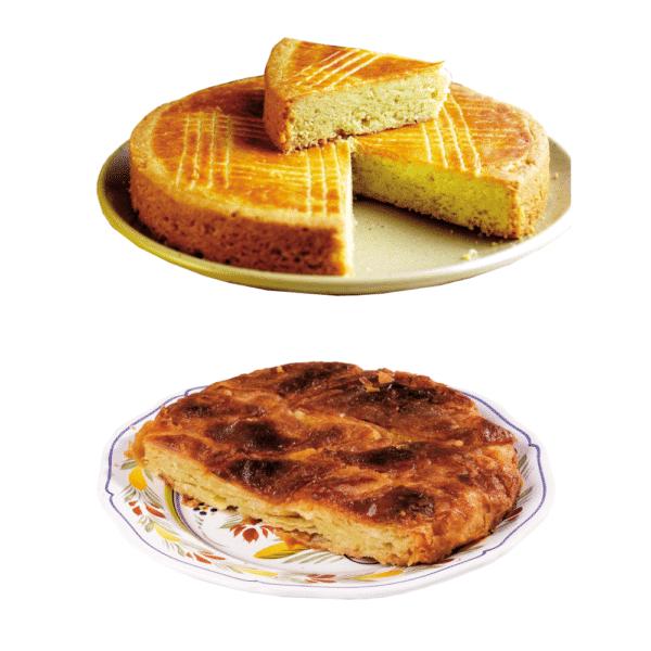 assiette gateau breton
