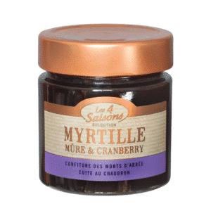 Les 4 Saisons-Myrtille