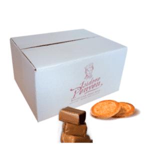 grands colis galettes fines caramel