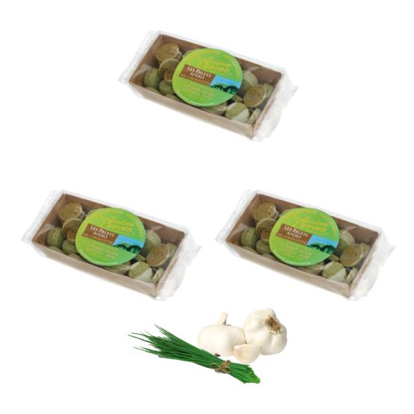 lot palet ail ciboulette