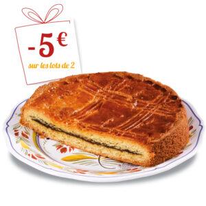 gâteaux bretons au caramel