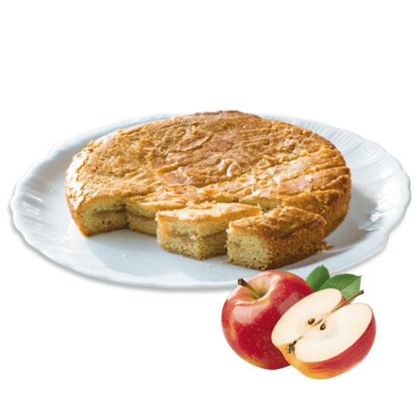 gateau breton pomme