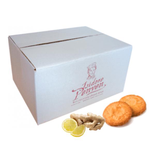 colis palet breton citron gingembre