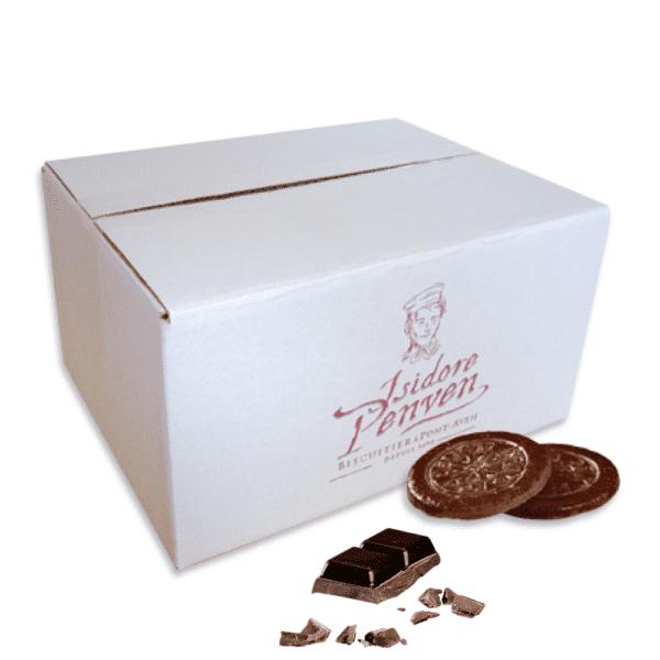 grand colis galette fine chocolat