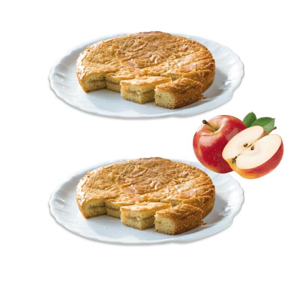 lot gateau breton pomme