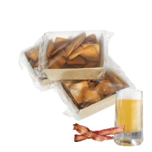 sablé bacon biere